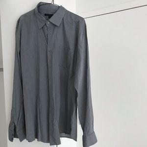 John Varvatos 100% cotton shirt
